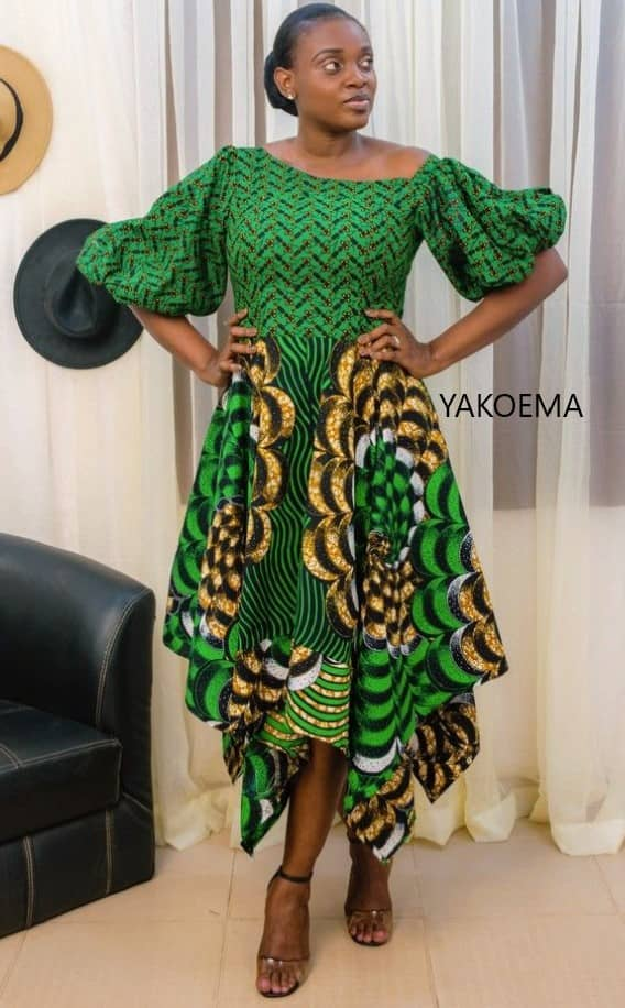 Garnish African Dress Styles You Can Rock Up Today - Crazy  Fashion Designs For Women