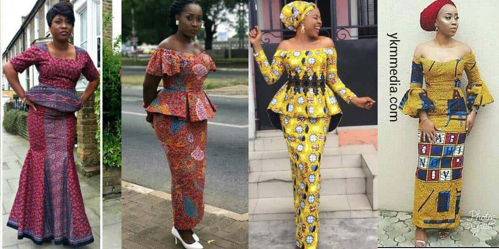 Glorious African Designs For Church - Classic Dress Styles For Traveling