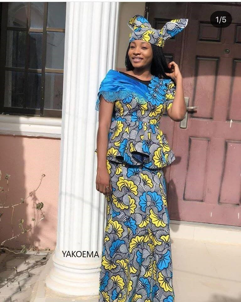 Glorious Church Fashion Designs - Classic African Styles You Can Try Today