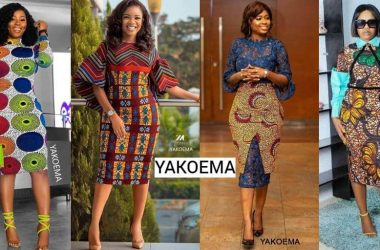 Gorgeous Ankara Office Fashion Designs You Can't Wait To See (African Wears For Work)