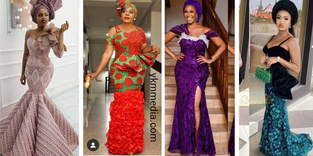Gorgeous Fashion Designs For Weddings, Engagements, And Parties