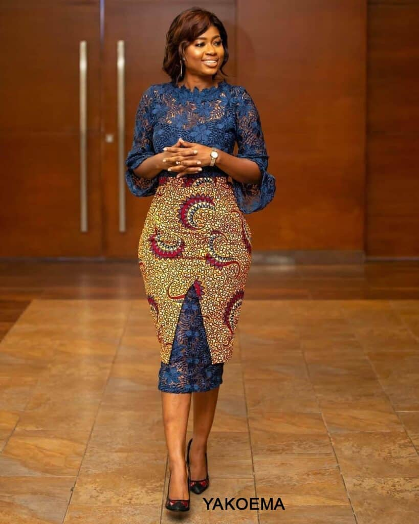 Gorgeous office Fashion Designs You Can'tWait To See(African Wears For Work)