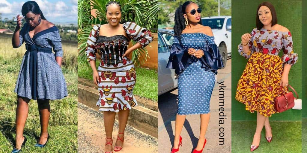 Hot Dress Styles Every Lady Likes To Have - Superb African Ladies Wears