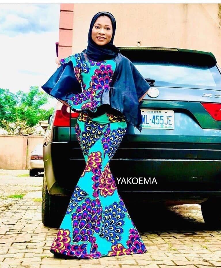 Classic AsoEbi Fashion Designs You Can't-Wait To See - Portable Women's Wears
