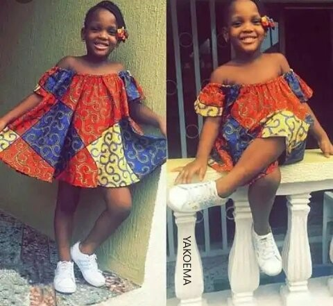 African Fashion Designs For Kids - The Best Simple Clothing Styles For Children