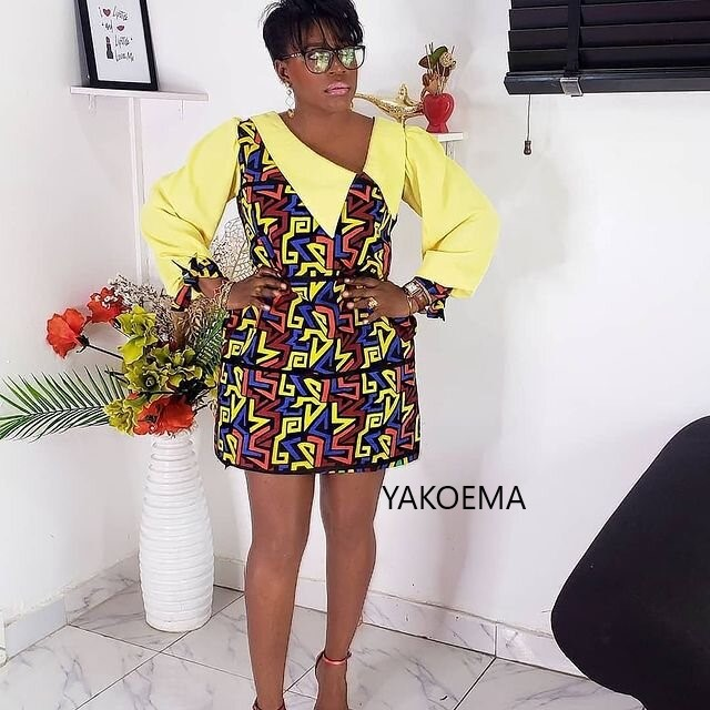 Lucrative Ankara Fashion Designs - Sunny Ladies Wears For Exclusive Occasions