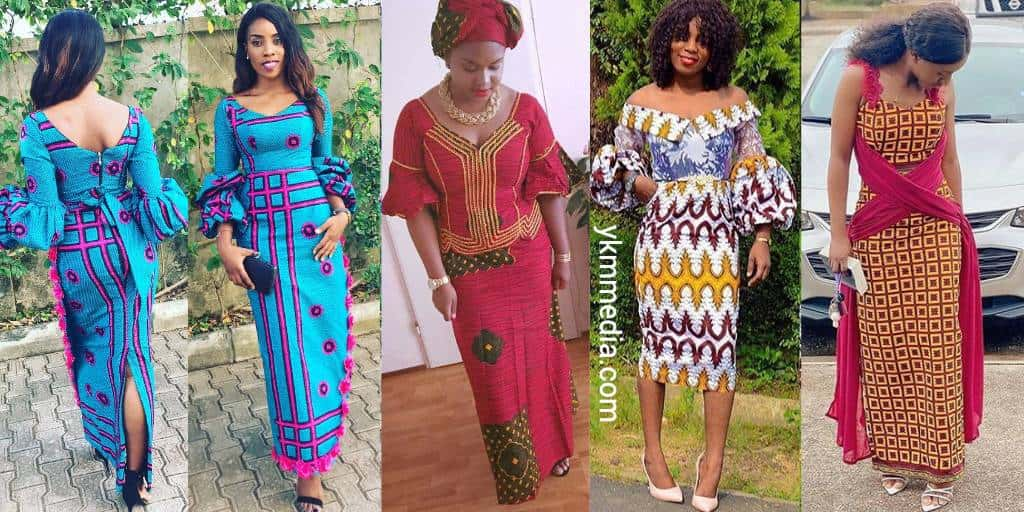 Marvelous Church Clothing Designs - Exclusive Dresses For Programs