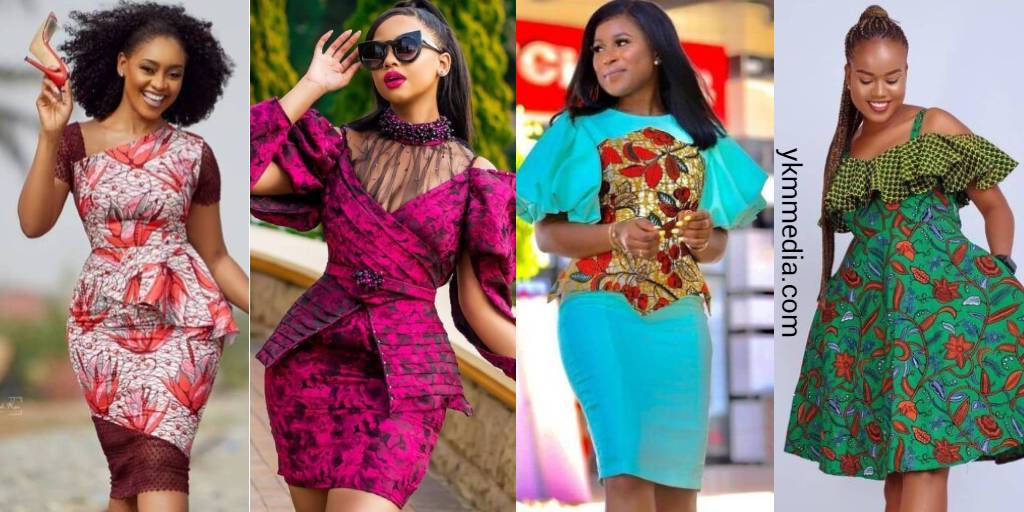 Posh African Clothing Designs For Work - Classy Ladies Wears For Traveling