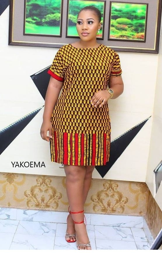 Radiant African Dress Styles - Ravishing Outfit For Ladies