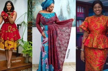 Radiant African Dress Styles To Try On - Ravishing Ankara Outfits For Ladies