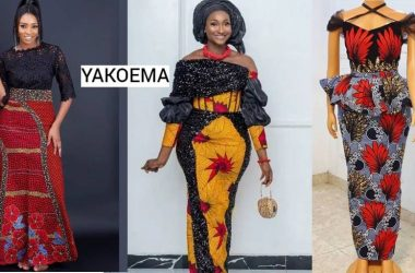 Superlative Clothing Designs For Funeral - Graceful African Wear For Women