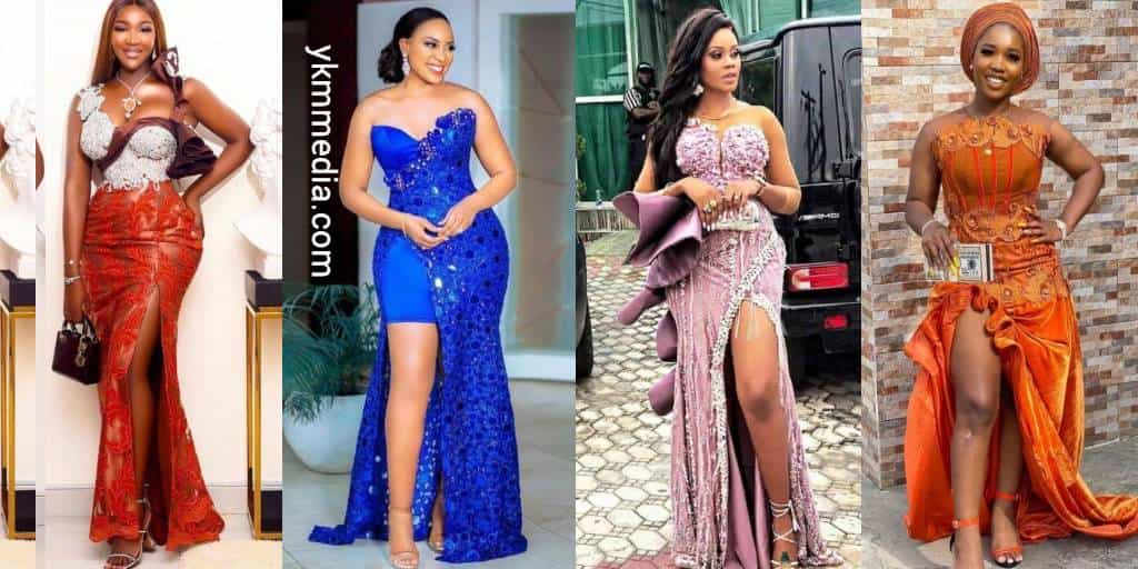 The Most Popular African Wedding Gowns - Cute For Engagements