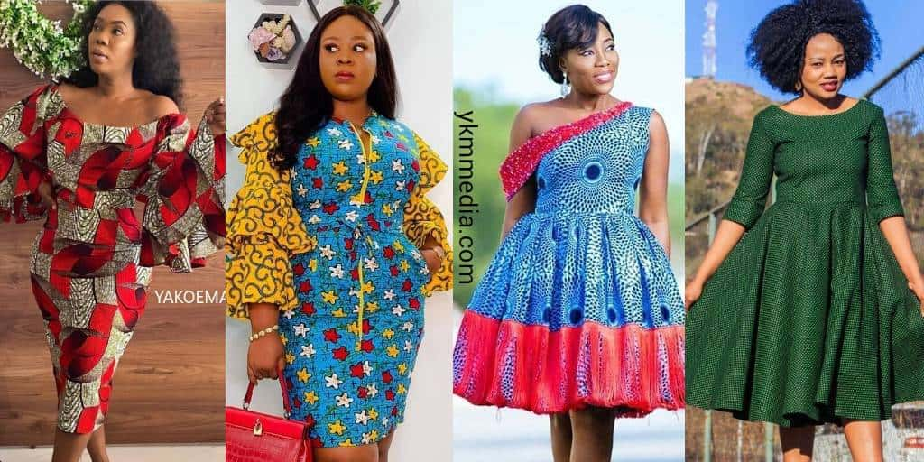 Tremendous African Fashion Designs - Classic Lady's Clothing Designs