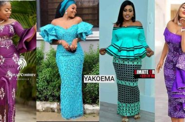 Well-Crafted African Fashion Designs For Exclusive Programs - Classy Styles