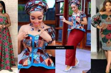 Wow! Don't Miss These Massive African Fashion Designs - The Latest Dress Styles Ever