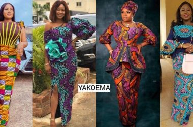 African Fashion Lovers, Your Dream Ankara Dress Styles & Exclusive Designs Are Here