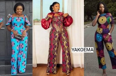 Amazing Jumpsuit Fashion Designs - Exquisite African Clothing Design For Programs