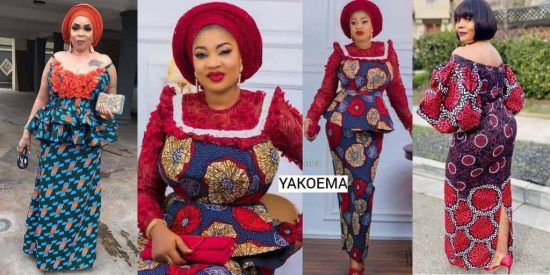 Attractive African Fashion Design For Ladies - Pretty Ankara Dress Styles You Can't-Wait To See