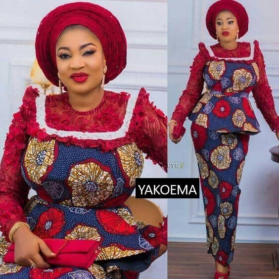 Attractive African Fashion Design For Ladies - Pretty Ankara Dress Styles You Can't-Wait To SeeAttractive African Fashion Design For Ladies - Pretty Ankara Dress Styles You Can't-Wait To See