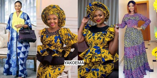 Beautiful African Dress Styles Album - Package Of Vibrant Ankara Designs For Women