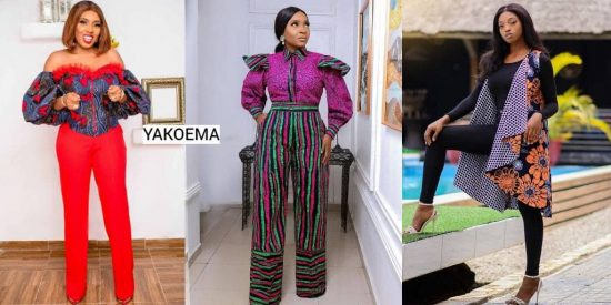 Classy Outfit Designs & Styles - Terrific African Design With Awesome Arts
