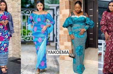 Do You Need The Long Gown Designs for Church If Yes, Then Grab The Latest Fashion Now!