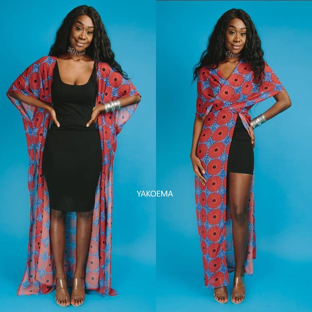 PICTURES Best Designers Creative Clothing Styles For Awesome African Fashion Lovers