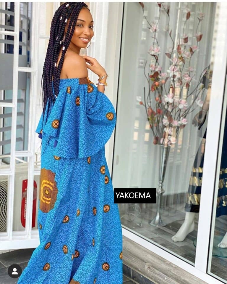 PICTURES Brilliant Ankara Fashion Designs - Lucrative Short Dress Styles For Ladies