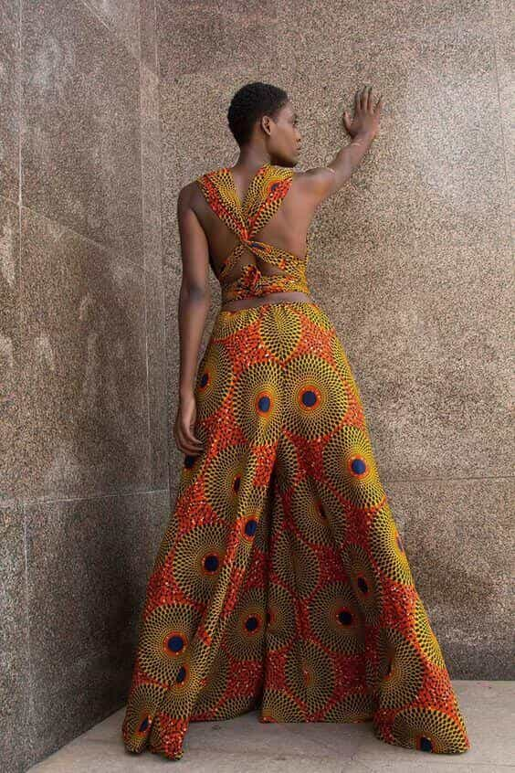 PICTURES Nice looking Ankara Dress Styles For Ladies - Pretty African Wears You'll Love