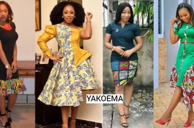 Smashing African Fashion Designs - Exclusive Outfits For Boss Ladies (CEO Office Wears)