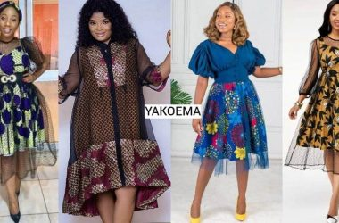 The Crazy Fashion Designs In The Trend Mode - Glamorous African Wears