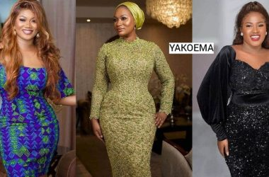 What A Gorgeous African Straight Dress Styles! Your Favorite Fashion Design For The Year (The Best Arts)