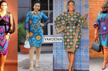 What African Fashion Design Are You Looking For Check These Ankara Dresses Now